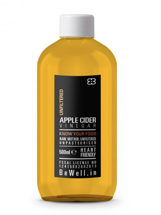 BeWell's Apple Cider Vinegar