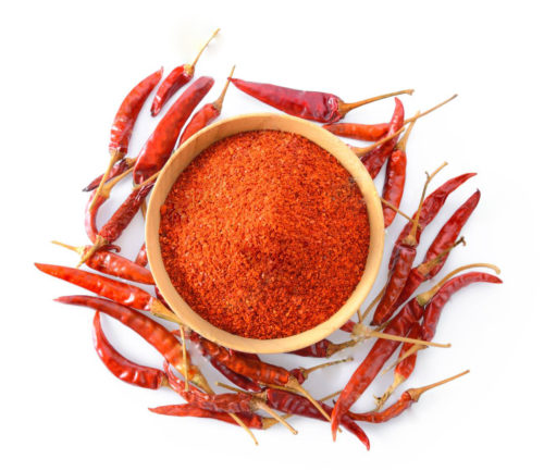 chili powder _bewell